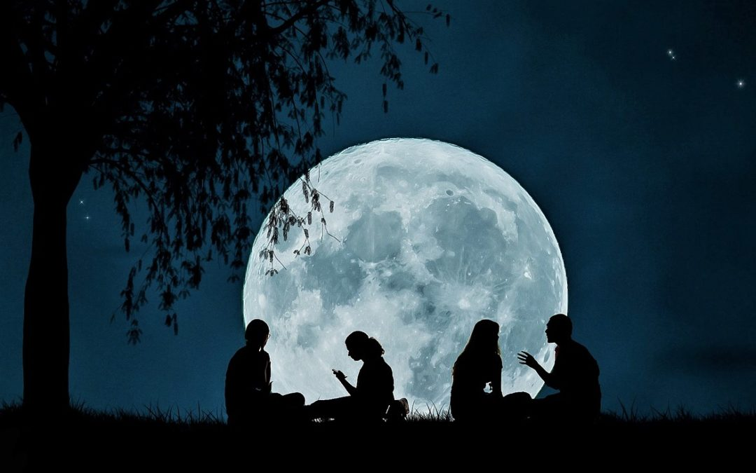 Lunar Nodes And Our Family Ties | Astrology-zodiac-signs.com