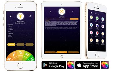 Astrology Zodiac Signs IOS and Android App